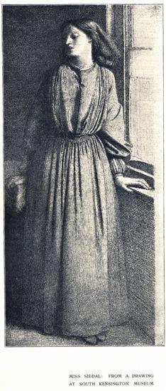 By Dante Gabriel Rossetti