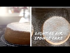 Donna Hay Healthy Recipes : Basics to Brilliance episode 5 light-as-air sponge cake - Donna Hay Healthy Recipes Video Donna Hay Healthy Recipes One of my earliest baking memories is sifting flour and making this sponge cake with my Nan. Desserts To Make, No Bake Desserts, Delicious Desserts, Dessert Recipes, Tart Recipes, Lunch Recipes, Healthy Recipe Videos, Healthy Recipes, Donna Hay Recipes