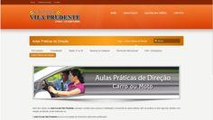 Página de aulas práticas de direção da Auto Escola Vila Prudente - Guarulhos