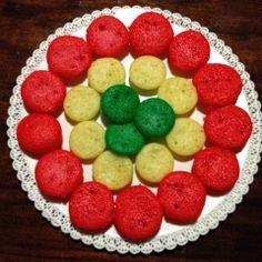 Muffin patriottici with our Tray Trinato #Poloplast