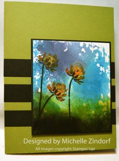 Too Kind Flowers - MZ by Zindorf - Cards and Paper Crafts at Splitcoaststampers