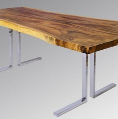 Contemporary Rustic Dining Table - contemporary - dining tables - grand rapids - by Woodland Creek Furniture