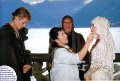 Padmé - Anakin - Star Wars wedding9.jpg (600×408)