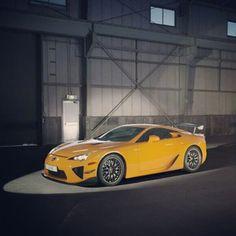 Super Fine Lexus LFA #lexuslfanurburgring