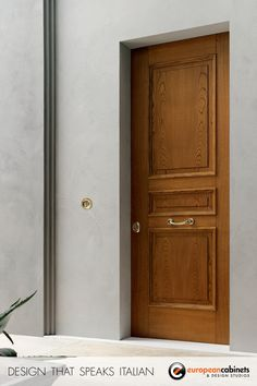 Oikos front doors are designed for safety, durability, and style.