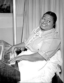 Hattie McDaniel (June 10, 1895 - October 26, 1952) was an American actress, singer-songwriter, and comedienne. She is best known for her role as Mammy in Gone with the Wind (1939) for which she won the Academy Award for Best Supporting Actress, making her the first African American to win an Academy Award.