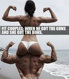 #fitnesscouple #fit #body #bodybuilding #couplegoals #love #perfect #twohearts #heartbeat #traintogether #always #forever #biglove #hugs #kisses #bavariangirl