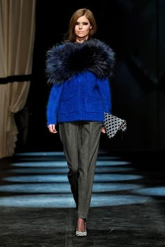 By Malene Birger Fall 2013 Ready-to-Wear Fashion Show