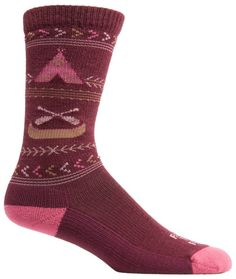 Farm to Feet Women's Franklin Lightweight Crew Socks -- This is an Amazon Affiliate link. You can get more details by clicking on the image.
