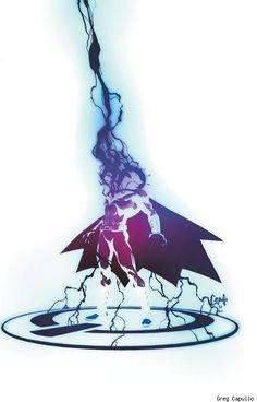 Batman #12 (DC), variant cover by Greg Capullo