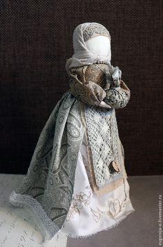 """Купить """"Берегиня Дома"""" деревня милая моя.... - серый, берегиня, народная кукла, русская традиция"""