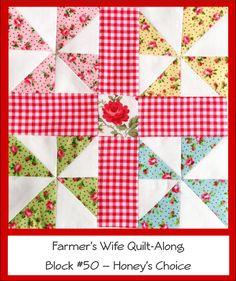 Craft Sew Create: Farmer's Wife Friday!
