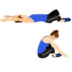 Měsíční tréninkový plán pro pevnější břicho a shození přebytečných kilogramů   Blog   Online Fitness Fitness, Blog, Blogging