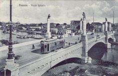 Ponte Littorio, Pescara 1933