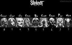 Original slipknot. R.I.P Paul grey  Joey isn't in the band anymore they fired him and he was the one who started slipknot!