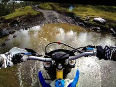 Wet and dirty with the Husaberg Offroad, Motorcycles, Vehicles, Off Road, Biking, Motorcycle, Engine, Choppers, Vehicle