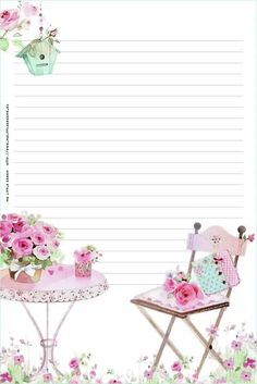 Free Printable Stationery - Diy and crafts interests Free Printable Stationery, Printable Paper, Templates Printable Free, Free Printables, Cute Wallpapers, Wallpaper Backgrounds, Paper Art, Paper Crafts, Buch Design