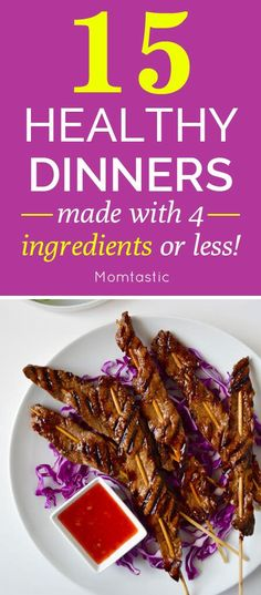 Easy summer dinner ideas that are healthy (and my kids actually love! I always keep this list of recipes on hand when I'm looking for non-fussy ways to feed the kids. 5 ingredients or less! Baby Puree Recipes, Pureed Food Recipes, Baby Food Recipes, Healthy Recipes, Dinner Recipes, Healthy Dinners For Kids, Easy Summer Dinners, Kids Dinner Ideas Healthy, Kid Meals