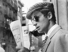 Jean-Paul Belmondo, A bout de souffle