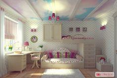 Çocuk Odası Dekorasyon Önerileri- 3 www.bbcollection.com.tr
