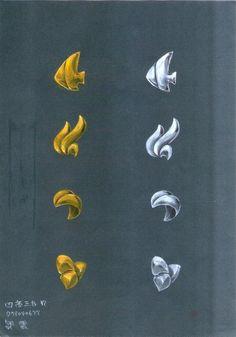 【繪圖創作】-【作業/作品】 100.珠寶飾品設計 - 學期分享-其他-冒險者天堂