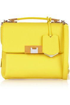 52e55ee2bf Balenciaga - Le Dix mini textured-leather shoulder bag