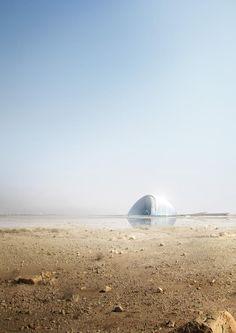 -  Mirage  - Snøhetta  - Kapsarc/Kuwait, 2010 by Mir