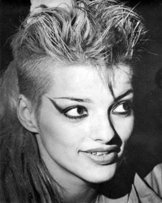 Nina Hagen c Mark Leialoha/Artist Publications