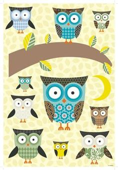 #Owl Bulletin Board Set - exclusive to Mardel! #classroom #teachers