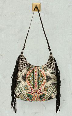 Hobo Abutil #bohostyle #fashionbag