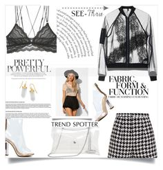 """""""!!NEW CONTEST!! (Link in Description)"""" by collinsangelface110 ❤ liked on Polyvore featuring Emma Cook, BillyTheTree, Topshop, Vera Wang, Cosabella, clear, polyvoreeditorial, tredy, Seethru and fashion_addict"""