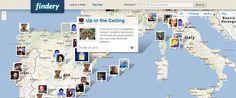 Findery: Nueva App que comparte notas en Google Maps