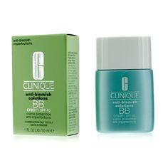 Clinique - Anti-Blemish Solutions BB Cream SPF 40 - Light Medium (Combination Oily to Oily) | Strawberrynet Brasil