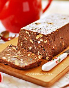 Polish Cake Recipe, Polish Recipes, Polish Food, Quiche, Food Cakes, Banana Bread, Cake Recipes, Food And Drink, Cooking Recipes