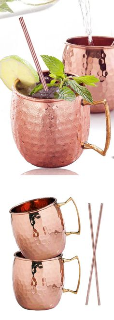 If you don't know yet how essential copper is for you, then this product will teach you. Check it out==>   Spirit Valley Moscow Mule Copper Mugs   http://gwyl.io/copper-mugs/