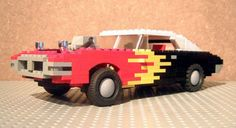 Coolest lego car creations : Automotto