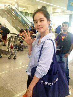 Korean celebrity fashion- Ka in Han    #한가인