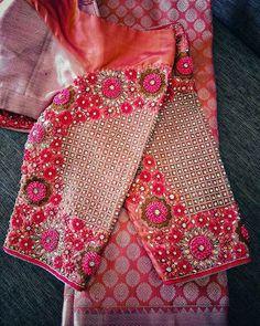 Pink New Alluring Fancy inspirations bridal readymade Crop top blouse for Lehenga Cutwork Blouse Designs, Wedding Saree Blouse Designs, Pattu Saree Blouse Designs, Fancy Blouse Designs, Blouse Neck Designs, Hand Work Blouse Design, Stylish Blouse Design, Blouse Designs Catalogue, Outfit Invierno