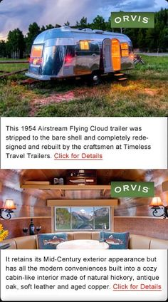 . camping Orvis