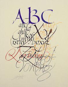 calligraphie contemporaine