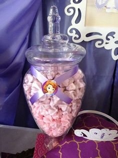 Sofia the First Birthday Party Ideas | Photo 1 of 9 | Catch My Party