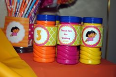 "Photo 1 of 14: Dora the Explorer / Birthday ""A-Dora-ble Birthday Celebration"" 