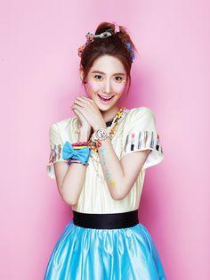"""Girls' Generation - Casio """"Kiss me Baby-G"""" - Yoona"""