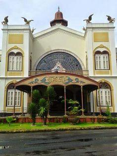 Antiga Estação Ferroviária do Recife