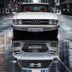 Audi 100 Coupé S vs Audi Sportback Audi Sport, Audi Quattro, Multimedia, Audi Rs8, Porsche, Audi Motorsport, Henry Ford, Super Cars, Instagram