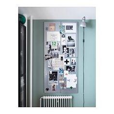 IKEA - SPONTAN, Magnettafel, , Kann senkrecht oder waagrecht aufgehängt werden.