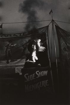 View Fire Eater at a Carnival, Palisades Park, N. by Diane Arbus on artnet. Browse more artworks Diane Arbus from Feldschuh Gallery. Diane Arbus, Coney Island, Palisades Park, Lower East Side, New Jersey, San Francisco Museums, Museum Displays, Vintage Circus, Retro Vintage