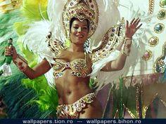 Reina de bateria - Samba Brasileira