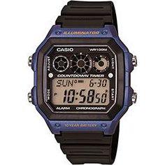 154d073545e Relógio Masculino Casio Digital Esportivo AE-1300WH-2AVDF Relógio Esportivo