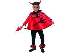 Disfraz demonio. Mucha más variedad en www.martinfloressl.es